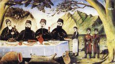 Feast at Gvimradze