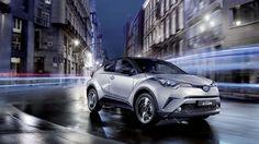 Toyota C-HR, il crossover compatto della Toyota arriva anche in Italia