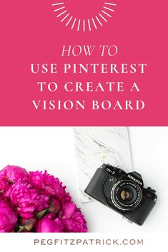 """Jack Canfield said """"Creating a vision board is probably one of the most valuable visualization tools available to you."""" The Law of Attraction is a powerful thing. Our thoughts can lead to fantastic things. Power Of Social Media, Social Media Tips, Social Media Marketing Courses, Marketing Strategies, Visualization Tools, Instagram Blog, Instagram Worthy, Creating A Vision Board, Build Your Brand"""