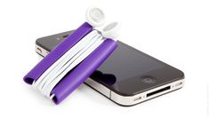 quirky - Wrapster Headphone Cord Organizer