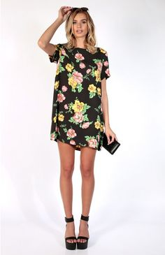 Somedays Lovin The Seeker Floral Dress | Beginning Boutique