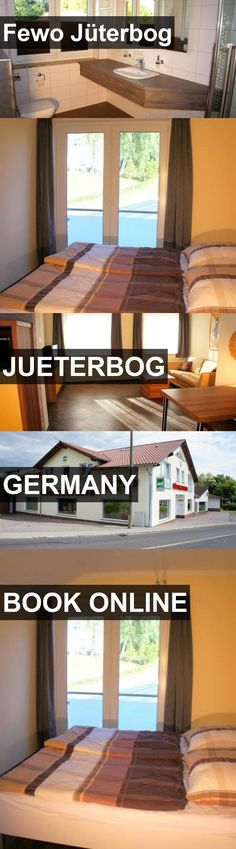Hotel Fewo Jüterbog in Jueterbog, Germany. For more information, photos, reviews and best prices please follow the link. #Germany #Jueterbog #hotel #travel #vacation
