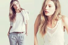Jcrew styled by Anda & Masha.. love this look