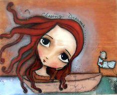 patti ballard artist | Patti Ballard: Chasing dreams