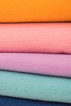 Thermoformable Wool Felt by the meter, Made in Italy.   Here you find the whole sensational colors collection: http://www.dhgshop.it/item-felt-prefelt-2mm-thermoformable-wool-felt-by-the-meter_0_0_4_7_19.php