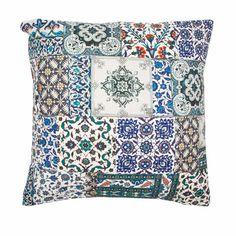 Tile and Tassels Cushion   ZARA HOME Andorra