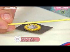 Shibori, Soutache Jewelry, Diy And Crafts, Eye Candy, Crochet Earrings, Make It Yourself, Youtube, How To Make, Irene