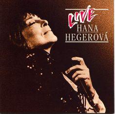 Hana Hegerová poster