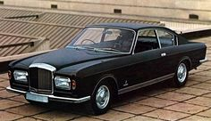 Bentley T1 Coupe Speciale (Pininfarina), 1968