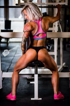 NZIFBB Figure Athlete Kirsty Chand