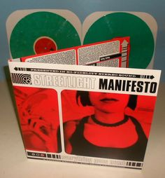 STREETLIGHT MANIFESTO everything goes numb DBL Lp Record GREEN Colored Vinyl #PUNK