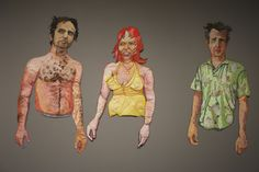 Gina Phillips at Ogden Museum of Southern Art, New Orleans