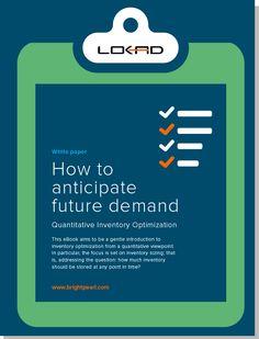 How to Anticipate Future Demand | Brightpearl