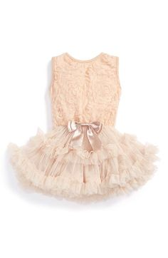 Popatu Soutache Tutu Dress (Baby Girls) available at #Nordstrom