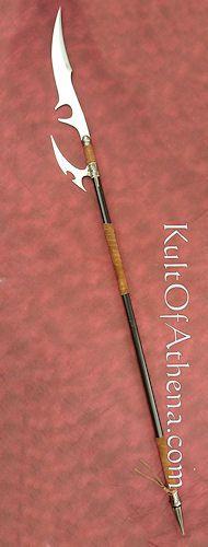KR0050 - Kit Rae Ellexdrow War Spear - $94.95