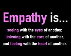 #Empathy #StrengthsFinder www.virtuouscoaching.co.za