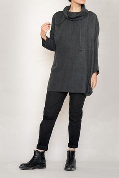 Autumn RUNDA TUNIC By Linum (linen Style)-10 Normcore, Tunic, Autumn, Nature, Clothes, Style, Fashion, Outfits, Swag