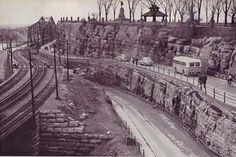 interprovincial bridge - from Ottawa to Hull 1960's