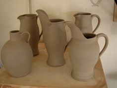 DirtKicker PoTTerY: Throwing Pitchers - Part Two - Spouts and Handles