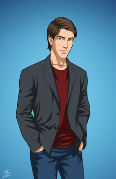 Ray+Palmer+(Earth-27)+commission+by+phil-cho.deviantart.com+on+@DeviantArt
