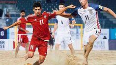 UAE looking to surprise beach soccer big guns