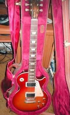Gibson LP Classic Guitar                          Original Case