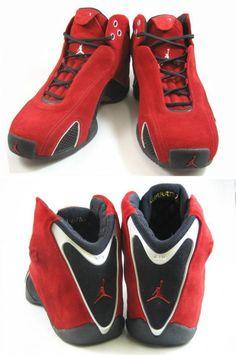 1e514108 Air Jordan XXI (21) 2006 Original - Varsity Red - Black - Metallic Silver -  SneakerNews.com