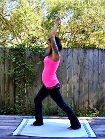 Diary of a Fit Mommy: 10 Best Yoga Poses for Pregnancy