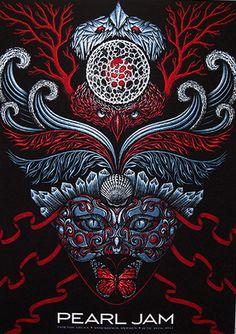 Pearl Jam - Todd Slater - 2014 ---- album cover art......hip hop instrumentals updated daily => http://www.beatzbylekz.ca