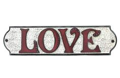 Nicole™ Crafts Love Plaque  #papercrafting #craft