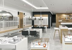 Counter displays & spectacle displays | For opticians | Products | concept-s-design