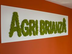 MOSS Wall & Projects: Agri Brianza, Concorrezzo (MB), Italy…