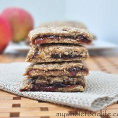 Homemade Nutri-Grain Bars | My Whole Food Life