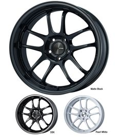 Enkei Wheels - Racing Series Wheels - PF01 EVO