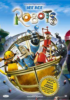 Poster zum Film: Robots