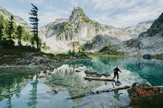 Watersprite Lake by emanuelsmedbol #Landscapes #Landscapephotography #Nature #Travel #photography #pictureoftheday #photooftheday #photooftheweek #trending #trendingnow #picoftheday #picoftheweek