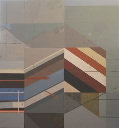 abstract paintings by jeff depner. vancouver.