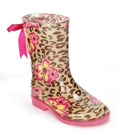 Take a look at this Jasmine Rainboot today!