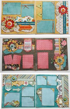 Kiwi Lane Designs layering templates