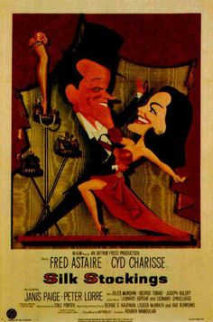 Original Movie Posters from the collection of Cyd Charisse!