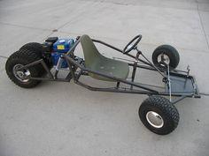 3 wheel go kart - Google Search