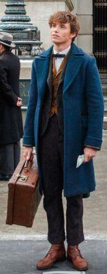 "Fantastic Beasts and Where to Find Them  Harry Potter Edward John David ""Eddie"" Redmayne (Newton Artemis Fido ""Newt"" Scamander)"