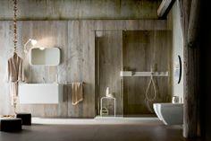 De badkamer van 2014, mix van design en toptechniek // La salle de bain 2014, mélange de design et de technicité