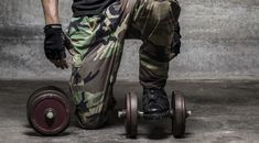Muscle Building Routines: Elite Military Workout: Can You Handle Operator Ugly? | Muscle & Fitness