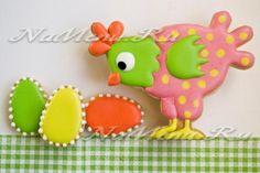 Набор пасхального печенья - The set of Easter cookies