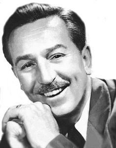 Walt Disney (5 December 1901-15 December 1966) American film producer, director, screenwriter, voice actor, animator, entrepreneur, entertainer and philanthropist.  Co-founder (with brother Roy Disney) of Walt Disney Products.