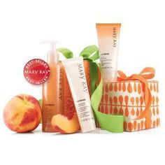 MK Satin Hands in Peach. As a Mary Kay beauty consultant I can help you, please let me know what you would like or need. www.marykay.com/dmduncan