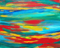 Check out this item in my Etsy shop https://www.etsy.com/listing/259835486/bright-abstract-painting-original-art