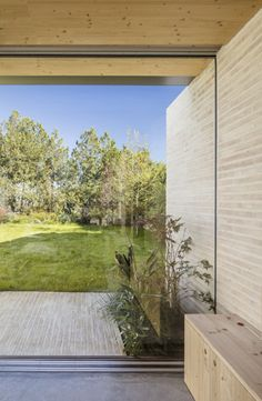 Image 16 of 23 from gallery of Our House / Tallerdarquitectura. Photograph by Adrià Goula Luz Natural, House, Terrace, Brick, Patio, Gallery, Outdoor Decor, Modern, Photograph