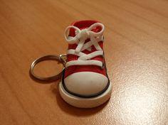 #polimerclaycreation #shoe #allstars #converse #fimo #cernit